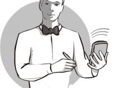 Основные правила обслуживания гостей