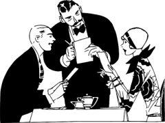 Официант — основы профессии