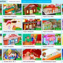 Самые популярные игры про ресторан и официанта