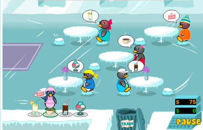 android-penguin-diner