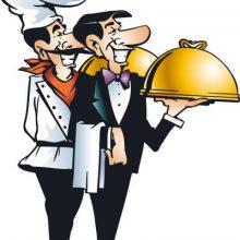 Какая форма для официантов актуальна в наше время ?