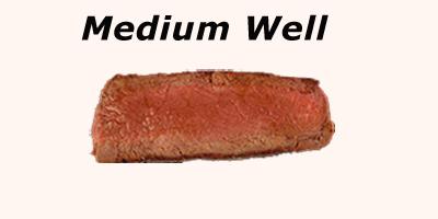 medium-well