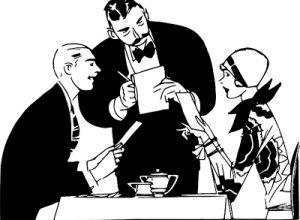 Официант – основы профессии