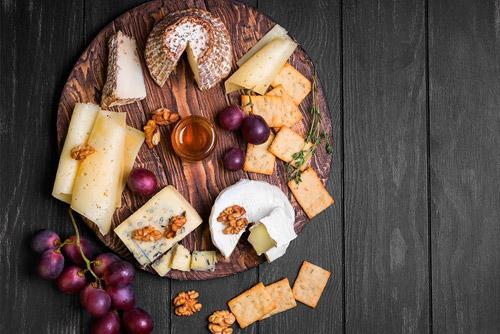 сырная тарелка плато