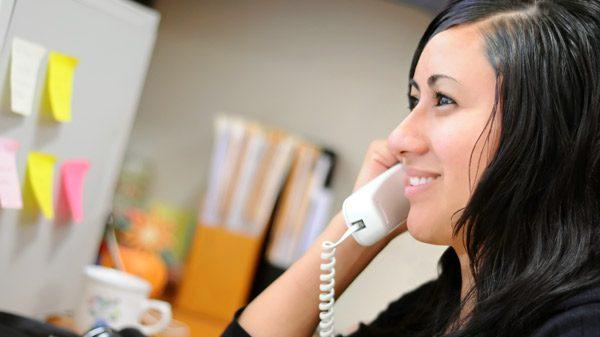 этикет общения по телефону
